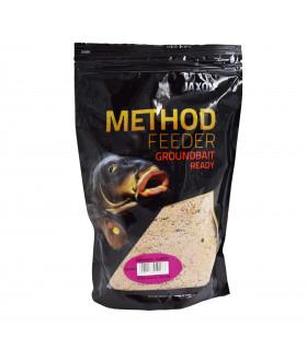 ZANĘTA JAXON MET.FEEDER READY 750g czosnek