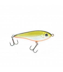 Wobler ST.PRO Baby Buster F 10cm/25g 612T