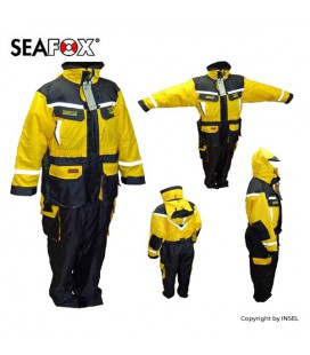 Kombinezony oddychające Seafox 1-częściowe