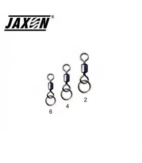 Krętliki Jaxon Strong z kółkiem