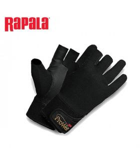 Rękawice Rapala Titanium neoprenowe bez 3 palców