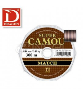 Żyłki Dragon Super Camou Match 150m