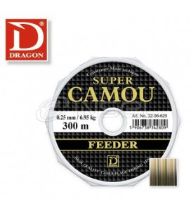 Żyłki Dragon Super Camou Feeder 150m