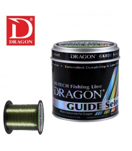 Żyłki Dragon Guide Select Camo Green 600m