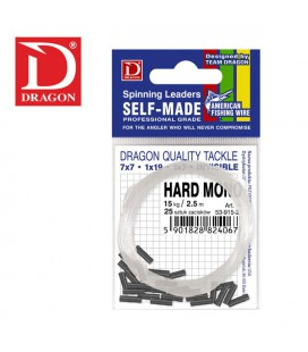 Materiały przyponowe Dragon Hard Mono 2,5m
