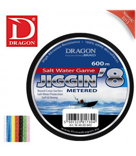 Plecionki Dragon Salt Water Game Jig 600m