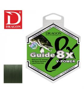 Plecionki Dragon Guide 8X V-Power 150m