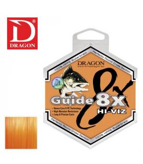 Plecionki Dragon Guide 8X Hi-Viz 150m