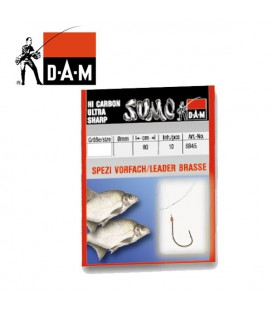 Haki Sumo DAM Bream Nickel