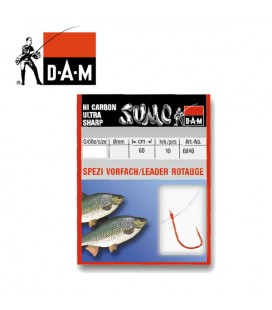 Haki Sumo DAM Routage Red