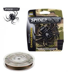 Plecionki Spiderwire Stealth Camo 110m