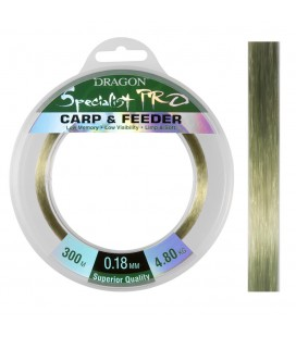 Żyłki Dragon Spec. Pro Carp & Feeder 300m