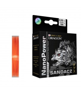 Żyłki Dragon Nanopower Zander 150m