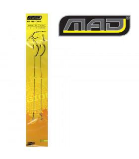 Przypony karpiowe DAM MAD All Tactix Rig 16cm