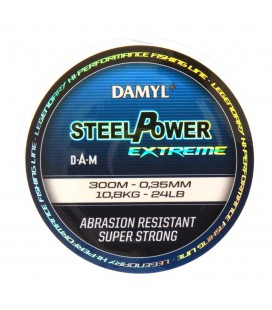 Żyłki DAM Steelpower X-Treme