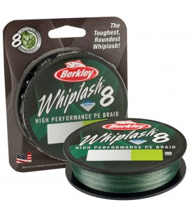 Plecionki Berkley Whiplash 8 Green 150m