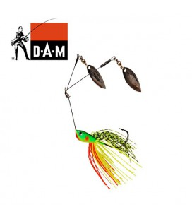 TANDEMY EFFZETT TWIN SPINNERBAIT