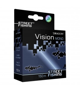 ŻYŁKI DRAGON STREET FISHING VISION150 m