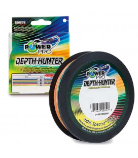 Plecionki Power Pro Depth Hunter 300m