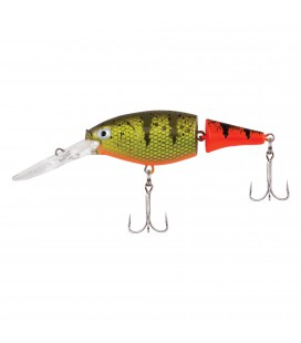 WOBLERY BERKLEY FLICKER SHAD JOINTED FIRE TAIL
