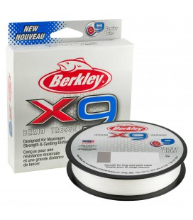 PLECIONKI BERKLEY X9 BRAID CRYSTAL 150m