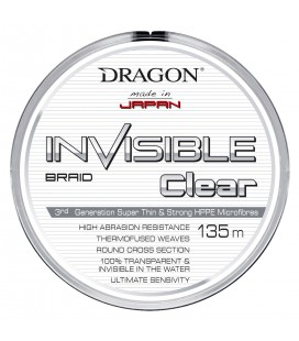 PLECIONKI DRAGON INVISIBLE CLEAR 135 m