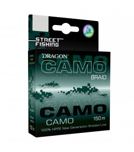 PLECIONKI DRAGON STREET FISHING CAMO 150m