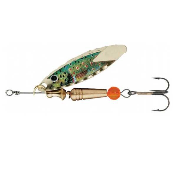 Effzett Libelle brown trout