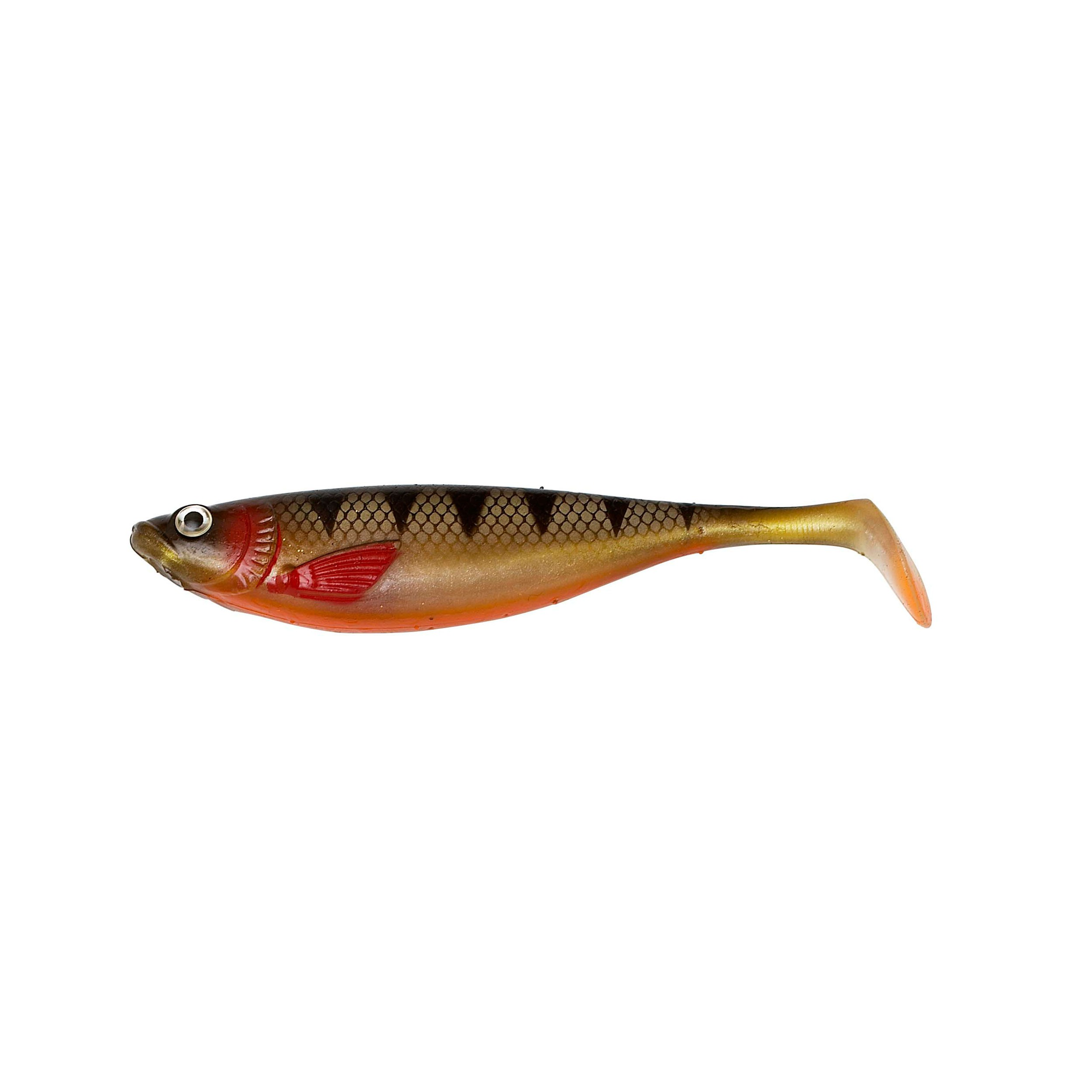 Effzett Strike Shad perch