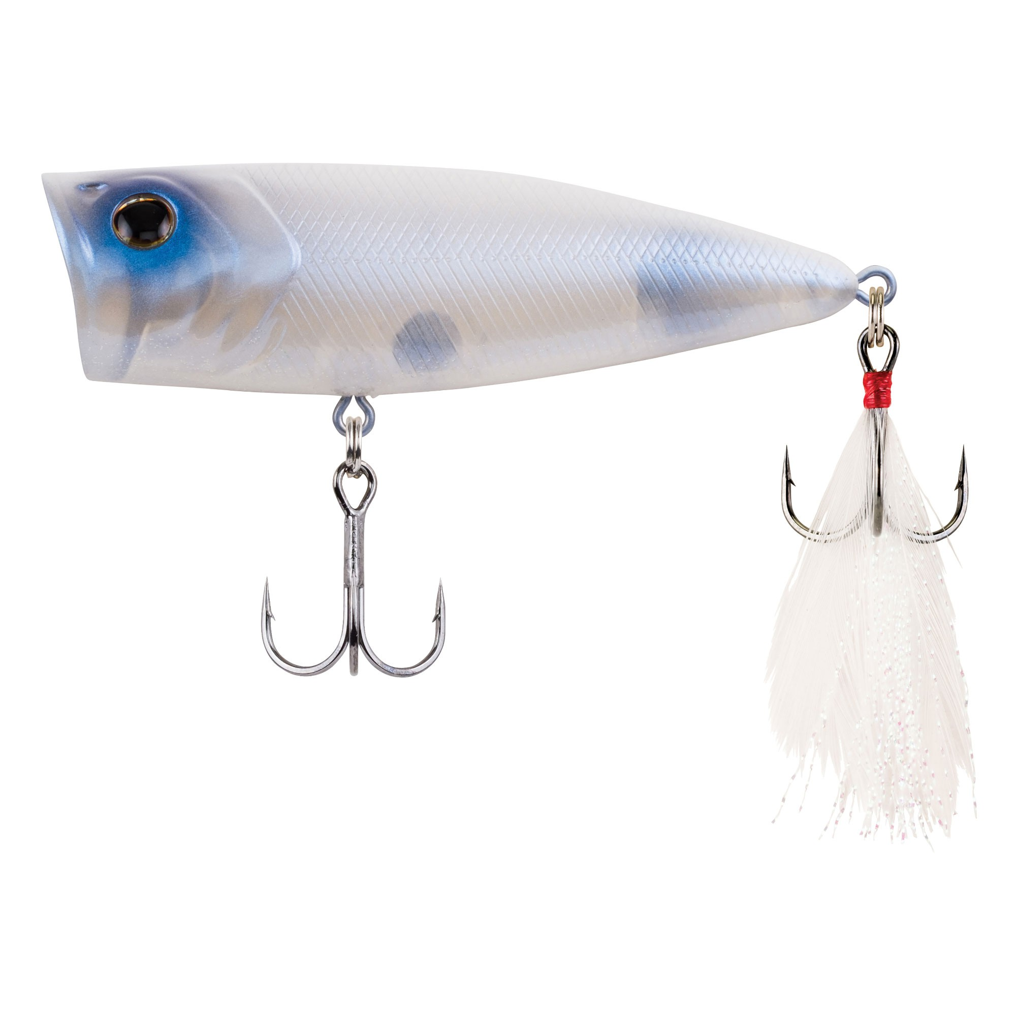 Berkley Bullet Pop ghost white
