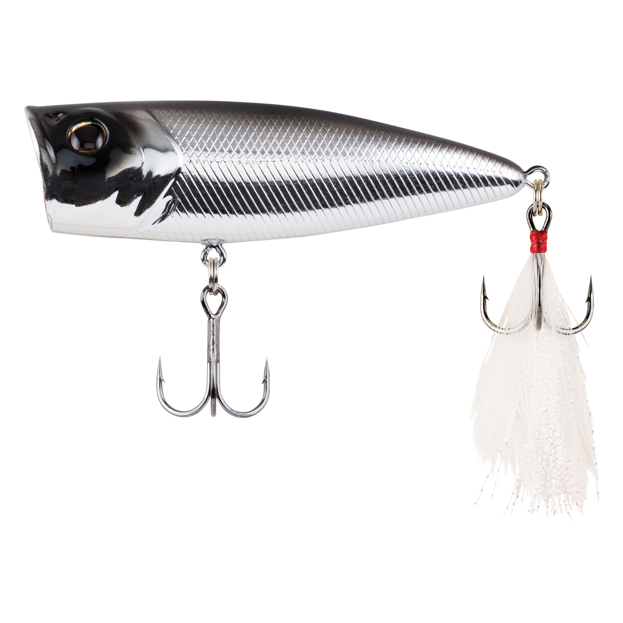 Berkley Bullet Pop black chrome