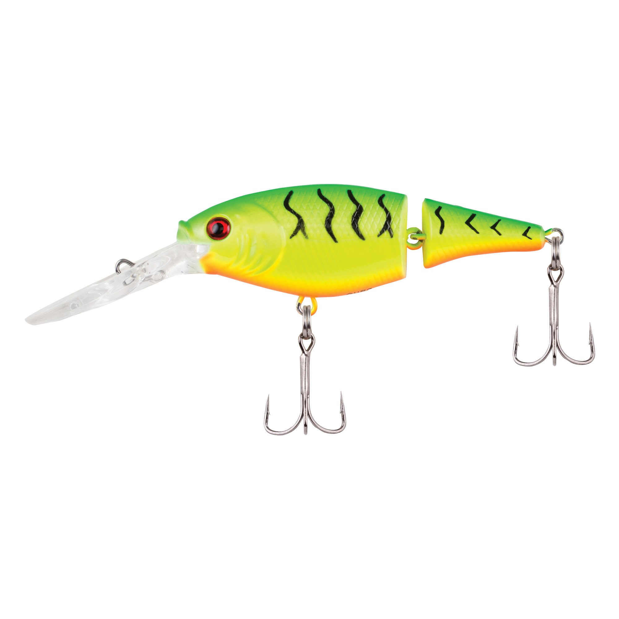 Berkley Flicker Shad Jointed firetiger