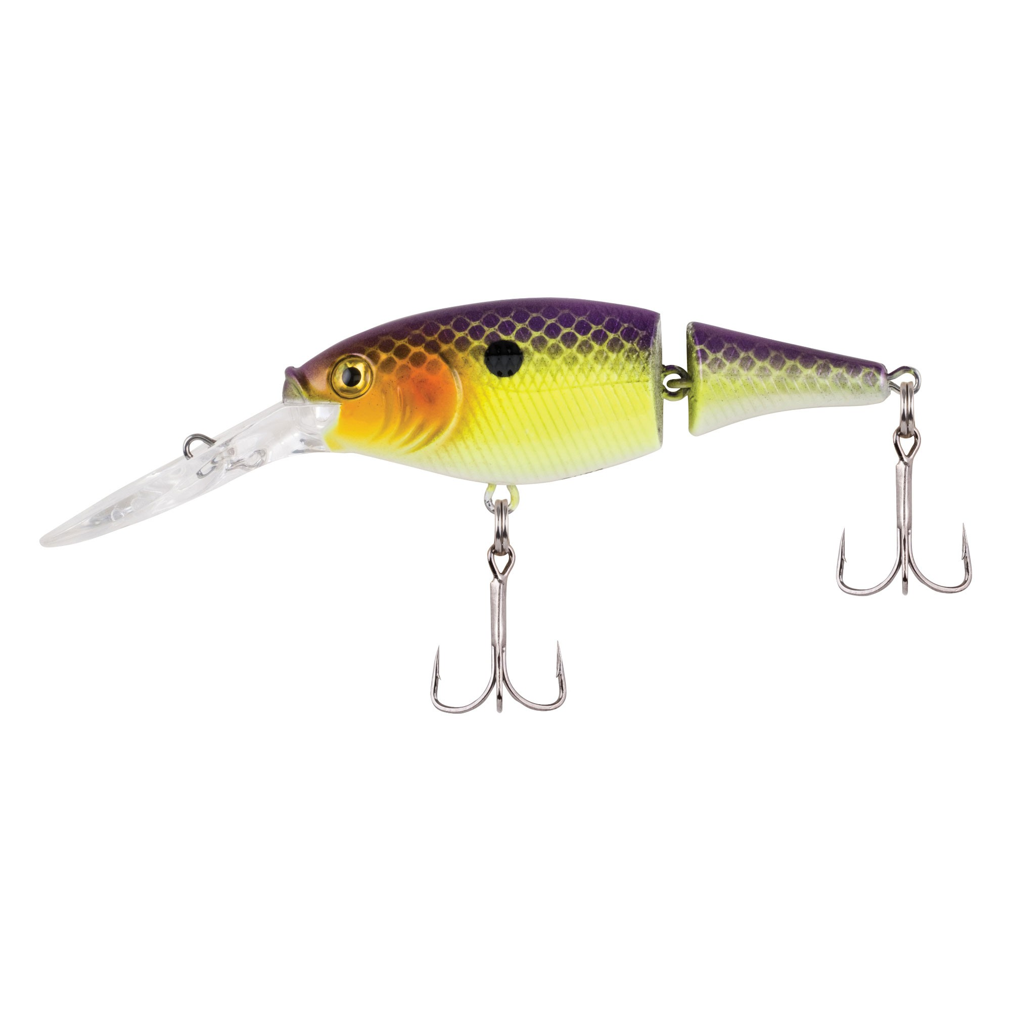Berkley Flicker Shad Jointed table rock