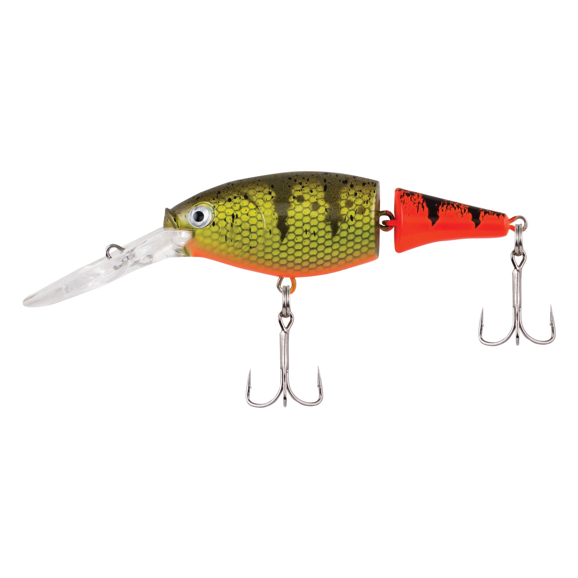 Berkley Flicker Shad J.F.R. hot perch