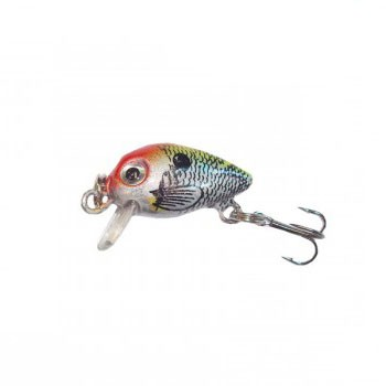 Balzer Trout Crank yellow/red