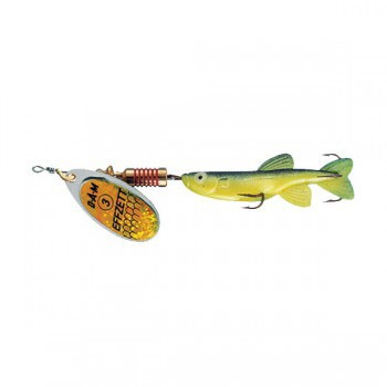 Effzett Minnow yellow/black