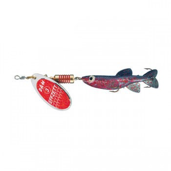 Effzett Minnow red/glitter