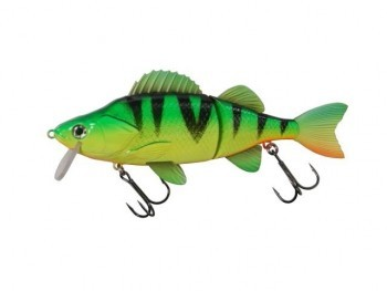 DAM Effzett Slide N Roll Perch firetiger