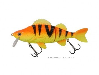 DAM Effzett Slide N Roll Perch orange perc