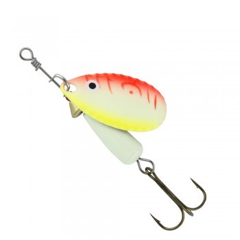 Abu Garcia Droppen UV Glow yellow/orange