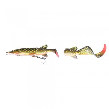 Sav. Gear 3D Hybrid Pike yellow pike