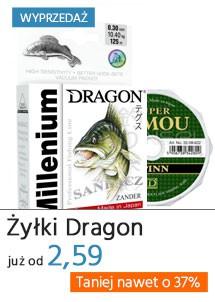 Żyłki Dragon