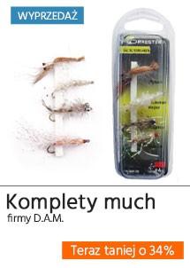 Komplety much DAM