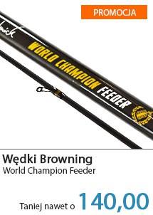 Wędki Browning Champion Feeder