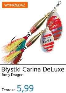 Błystki Carina DeLuxe