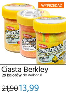 Ciasta Berkley