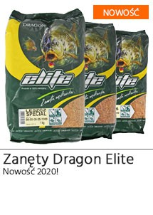 Zanęty Dragon Elite