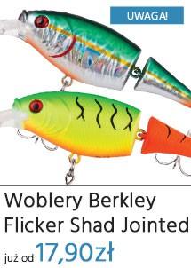 Berkley Flick Shad