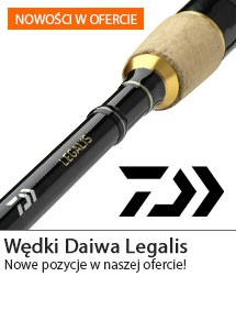 Wędki Legalis