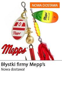 Błystki Mepps